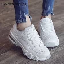 HKJL Fashion Sneaker <b>female</b> 2019 <b>summer</b> breathable new ...