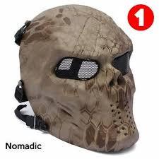 Camo Ghost Mask   <b>Cool</b> Shit   <b>Skull</b> mask, Airsoft mask, Airsoft helmet