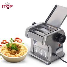 <b>ITOP</b> Commercial Electric Noodles Maker Pasta Cutter Machine 0 5 ...
