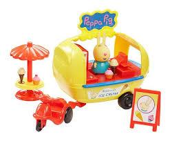 Игровой набор <b>Peppa Pig</b> 30628 Свинка Пеппа <b>Кафе</b>-<b>мороженое</b> ...