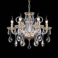 Подвесная <b>люстра crystal lux ice</b> new sp6 — купить по цене 37700 ...