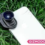 This Handy iPhone X Lens Kit Gets You even Closer to a Real Camera