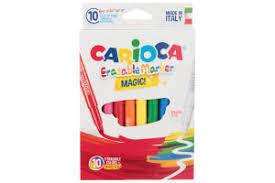 <b>Фломастеры Carioca Erasable</b> стираемые 10шт, упак ...
