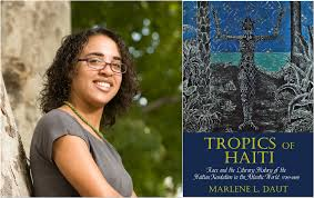 spring colloquium marlene daut and the racial discourse of marlene daut and her new book tropics of race and the literary history of