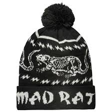 Globe <b>Mad</b> Rat Pompom Beanie , Xtremeinn <b>Головные уборы</b>