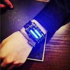 Fashion Creative <b>Luxury Lovers</b>' <b>Wristwatch</b> Men Women Steel blue ...