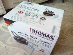 Обзор от покупателя на <b>Пылесос Thomas AQUA</b>-BOX Compact ...