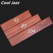 Cool Jazz GH60 solid <b>wood</b> arm <b>rest</b> 60%<b>Mechanical Keyboard</b> ...
