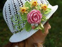 Les 401 meilleures images de chapeaux | Crochet, Tricot et crochet ...