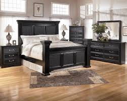 bedroom homey bright bedroom design with divine wooden bed idea and endearing small brown rug black bedroom furniture decorating ideas