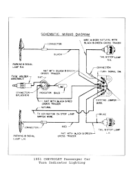 chevy wiring diagrams 1951 truck wiring · 1951 directional signals