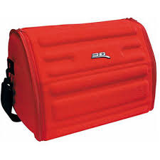 Купить сумка <b>Sotra органайзер 3D Lux</b> Small в багажник красная ...