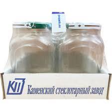 <b>Набор банок</b> с крышками 0.72 л, <b>4</b> шт. в Екатеринбурге – купить ...