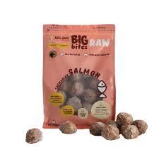 Big <b>Dog</b> Tasmanian <b>Salmon</b> Big <b>Bites</b> Frozen 1.3kg