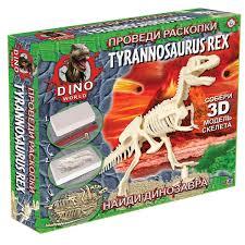 <b>Набор</b> Dino World Проведи <b>раскопки</b> HTI 1374285UNIA - купить в ...