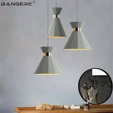 BANGERK <b>Nordic Design Industrial Vintage</b> Pendant Lamp Loft ...