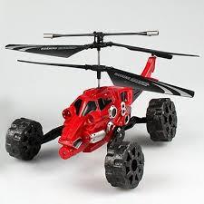 <b>Радиоуправляемая</b> машинка-вертолет <b>Happy Cow</b> - 777-326