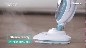 <b>Ariete Steam Mop</b> 10 in 1 <b>4164</b> (eng) - YouTube