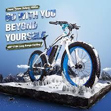 <b>RICH BIT RT-022</b> E-bike Electric Bicyle 26 inch 4.0 Fat Tire Moutain ...