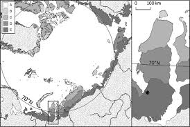<b>Red fox</b> takeover of arctic fox breeding den: an observation from ...