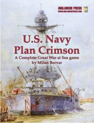 U.S. Navy Plan <b>Crimson</b> (2nd <b>Printing</b>) - Wargame - Noble Knight ...