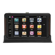 2019 <b>VODOOL 7 Inch</b> HD Car GPS Navigation Capacitive Screen ...