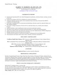 New Grad Lpn Resume  sample lpn resume curriculum by uds      for     Graduate Sales Executive CV example