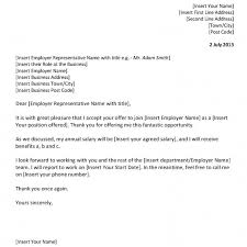 job acceptance letter example    gradtouchjob acceptance letter