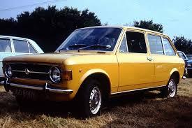 Fiat 128 <b>Panorama</b> :: <b>2</b> photos and 62 specs :: autoviva.com (mit ...