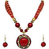 Buy Sitashi Fashion <b>Jewellery</b> Hand Made <b>Beads Necklace</b> ...