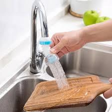 <b>360 Degrees Rotation Water Saving</b> Aeraters Kitchen Faucet Water ...