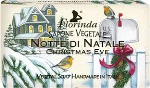 <b>Мыло</b> Счастливого Рождества <b>Bianco Natale</b> от <b>Florinda</b> с ...
