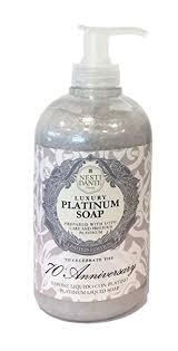 <b>Nesti Dante</b> Liquid Soap 70th <b>Anniversary</b> Platinum 500 ml: Amazon ...