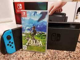 Обзор от покупателя на Игровая <b>приставка Nintendo</b> Switch ...