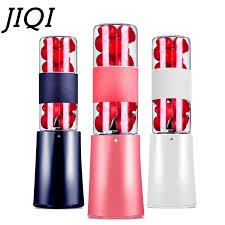 JIQI Multifunction <b>Portable Electric Fruit Juicer</b> Cup Mini Milkshake ...