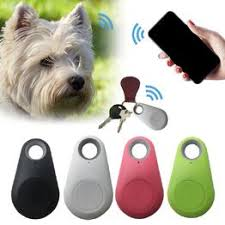 Pets Smart Mini GPS Tracker Anti-Lost Waterproof Bluetooth ... - Vova