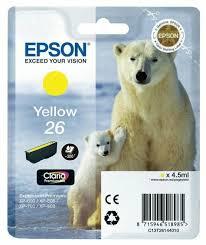 <b>Картридж Epson C13T26144010</b> — купить по выгодной цене на ...