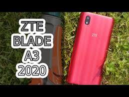 Видео на канале: ОБЗОР   <b>ZTE Blade A3</b> 2020 — бюджетный ...