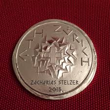Zacharias Stelzer was awarded the ETH silver medal for his Phd     Earth and Planetary Magnetism Group Medal