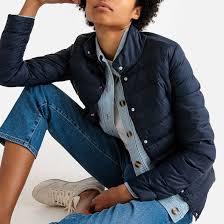 <b>Куртка стеганая</b> короткая с застежкой на пуговицы <b>La Redoute</b> ...