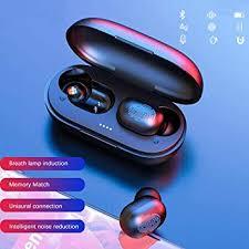 GOURCE <b>A6X TWS Bluetooth</b> Earphone <b>Wireless</b> in-Ear: Amazon.in ...