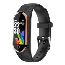 <b>ARMOON Smart</b> Bracelet IK08 Waterproof Men Heart Rate Band ...