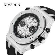 <b>KIMSDUN Top Brand</b> Man Watch Chronograph Sport Waterproof ...