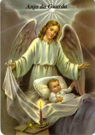 Resultado de imagem para anjo guardiao dos filhos - momento espirita