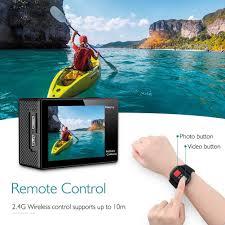AKASO EK7000 <b>4K</b> Sport <b>Action</b> Camera <b>Ultra HD</b> Camcorder 12MP