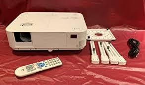 NEC NP-M402H Projector: Electronics - Amazon.com