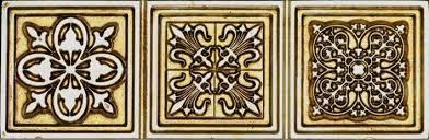 <b>Бордюр Aparici Enigma Symbol</b> Gold Cenefa 6.5x20см купить за ...