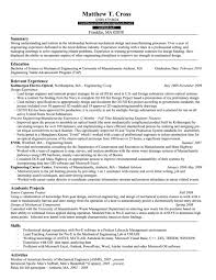 format examples — the resume design bookformat inspiration from  author matthew t cross    s college resume