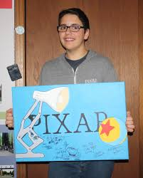 bd boy achieves lifelong dream of ing pixar studios bd boy achieves lifelong dream of ing pixar studios