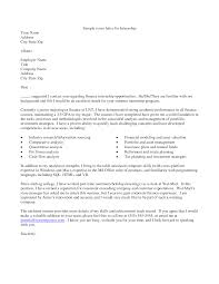 cover letter example cover letter for internship position sample example cover letter for internship always use a convincing covering letter your cv when applying
